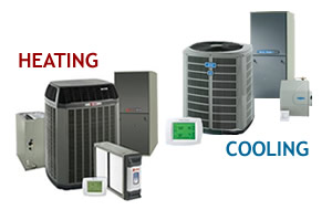 New Heating and Air Conditioning equipment